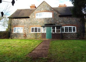 Thumbnail 3 bed semi-detached house to rent in Newton Cottage, Gracedieu School