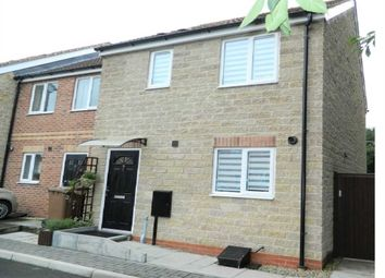 Thumbnail 3 bed town house for sale in Ivywood Close, Lincoln