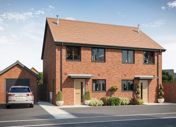 "Thumbnail 2 bed property for sale in ""The Sandown"" at Elmswell Gate, Wavendon, Milton Keynes"