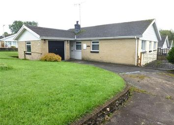 Thumbnail 4 bed bungalow for sale in Nant Yr Ynys, North Carmarthenshire, Llanpumpsaint