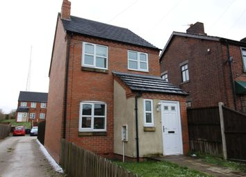 Thumbnail 2 bed detached house to rent in Railway Road, Uttoxeter Road, Longton, Stoke-On-Trent