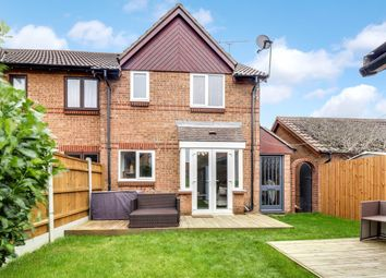 Thumbnail 1 bed semi-detached house for sale in Caversham Avenue, Shoeburyness