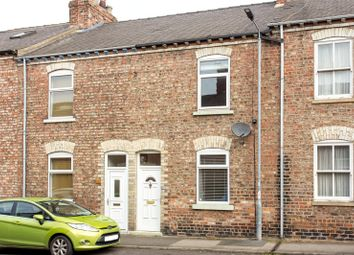 Thumbnail 2 bed terraced house for sale in Ambrose Street, York
