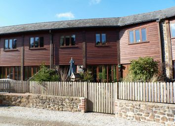 Thumbnail 3 bed barn conversion for sale in Exbourne, Okehampton
