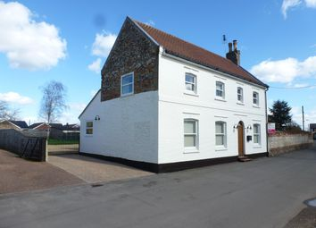 Thumbnail 4 bedroom detached house to rent in South Street, Hockwold, Thetford