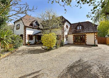 Thumbnail 6 bed detached house for sale in Drift Lane, Bosham, Chichester, West Sussex