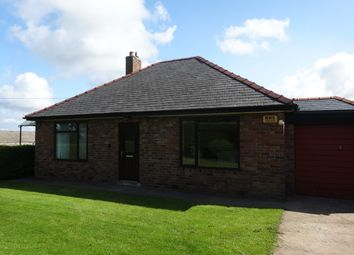 Thumbnail 3 bed detached bungalow to rent in Axton, Holywell