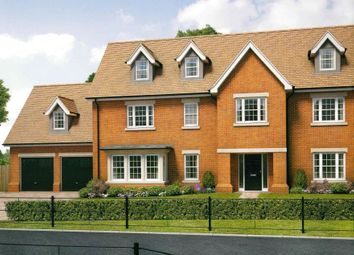Thumbnail 6 bed detached house for sale in The Raleigh At Trueloves Grange, Trueloves Lane, Ingatestone, Essex