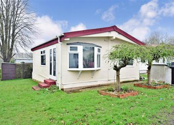 Thumbnail 2 bed mobile/park home for sale in Ashurst Drive, Tadworth, Surrey