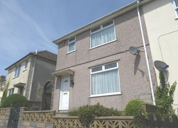 Thumbnail 3 bed semi-detached house for sale in Peters Park Lane, St Budeaux, Plymouth
