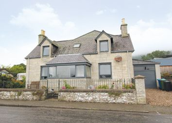 Thumbnail 4 bed detached house for sale in 8 Ferry Road, Golspie