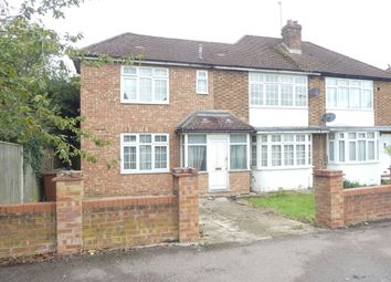Thumbnail 4 bed semi-detached house for sale in Mimms Hall Road, Potters Bar, Herts