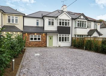 Thumbnail 4 bed semi-detached house for sale in Well Lane, Stock, Nr Billericay