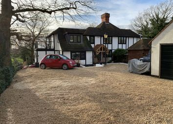 Thumbnail 4 bed semi-detached house for sale in Shiplake Cross, Henley-On-Thames