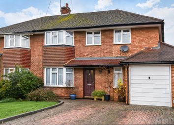 Thumbnail 4 bedroom semi-detached house for sale in Wavell Road, Maidenhead