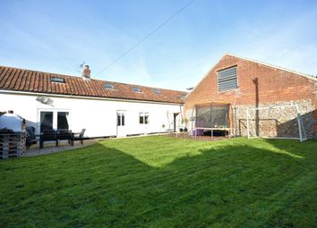 Thumbnail 3 bed terraced house for sale in Stranton Avenue, Yaxham, Dereham