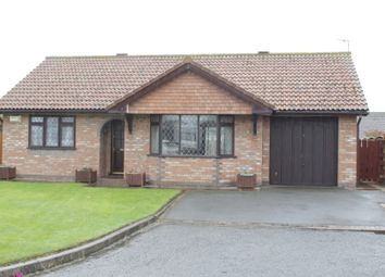 Thumbnail 2 bed detached bungalow for sale in Lon Glyd, Abergele