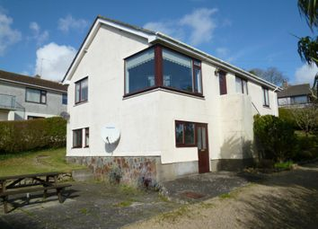 Thumbnail 3 bed detached bungalow for sale in Gwelenys Road, Mousehole, Penzance