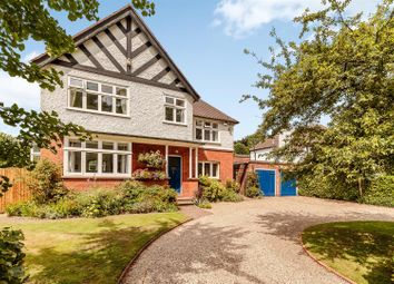 Thumbnail 5 bed detached house for sale in Worrin Road, Shenfield, Brentwood