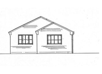 Thumbnail 3 bed detached bungalow for sale in High Street, Coningsby