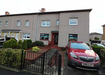 Thumbnail 2 bedroom flat for sale in Fort Street, Motherwell