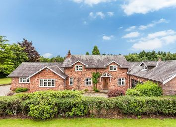 Thumbnail 5 bedroom detached house for sale in Salters Lane, Siddington, Macclesfield