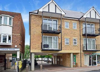 Thumbnail 2 bedroom flat for sale in Church Hill, Loughton, Essex