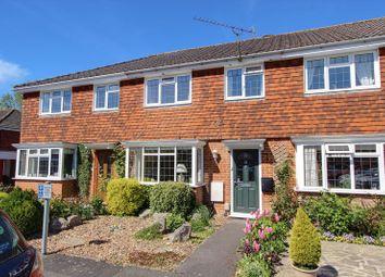Thumbnail 3 bed terraced house for sale in Riverside Gardens, Romsey