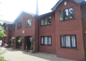 Thumbnail 4 bedroom flat for sale in Upper Park Road, Salford
