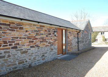 Thumbnail 3 bed detached bungalow to rent in Egloshayle, Wadebridge