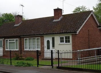 Thumbnail 1 bedroom semi-detached bungalow for sale in Valley Road, Ilkeston