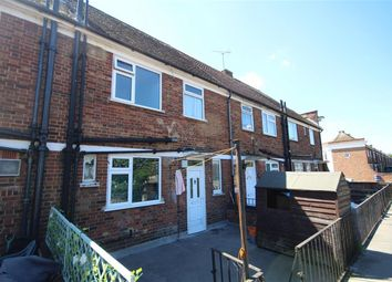 Thumbnail 3 bed flat to rent in Kingshill Avenue, Hayes, Middlesex