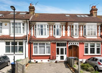 Thumbnail 2 bed flat for sale in The Crest, Palmers Green, London
