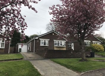Thumbnail 2 bed detached bungalow for sale in Netherfarm Road, Gateshead
