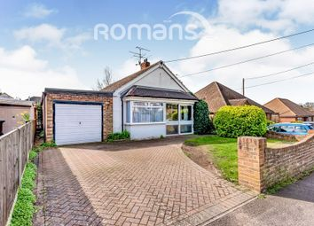 Thumbnail 3 bed bungalow to rent in Yeovil Road, College Town, Sandhurst
