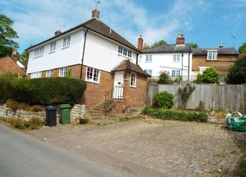 Thumbnail 3 bed detached house for sale in Lower Road, Sutton Valence, Maidstone, Kent