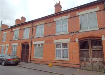 Thumbnail 3 bed terraced house for sale in Leire Street, Leicester, Leicestershire