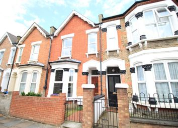Thumbnail 4 bed terraced house to rent in Huddlestone Road, Willesden Green
