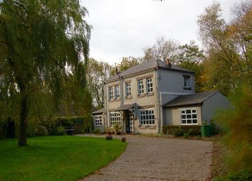 Thumbnail 3 bed detached house for sale in Station House, Station Lane, Greenfield