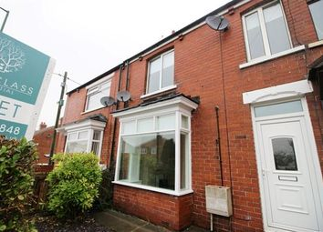 Thumbnail 3 bed terraced house to rent in Station Road North, Murton, Seaham