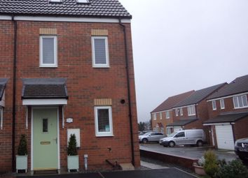 Thumbnail 3 bed terraced house for sale in Wooley Meadows, Stanley, Crook