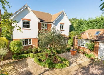 Thumbnail 5 bed detached house for sale in Annaleigh Place, Rydens Grove, Hersham, Walton-On-Thames
