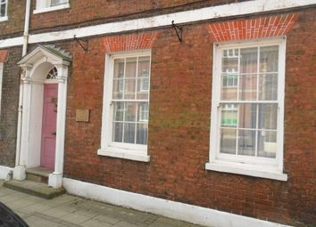 Thumbnail 1 bed flat to rent in Flanders Row, Railway Road, Wisbech