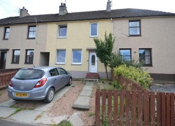 Thumbnail Terraced house to rent in Den Park, Abernethy, Perth