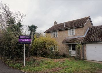 Thumbnail 3 bed link-detached house for sale in The Drift, Botesdale
