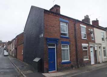 Thumbnail 2 bedroom terraced house to rent in Benson Street, Pittshill, Stoke-On-Trent