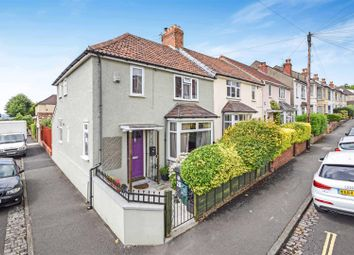 Thumbnail 3 bedroom end terrace house for sale in Highbury Road, Horfield, Bristol