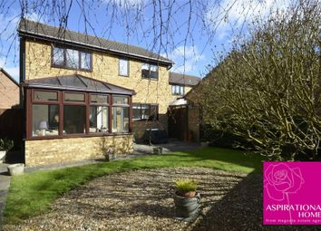 4 bed detached house for sale in Dovecote Close, Raunds, Northamptonshire NN9