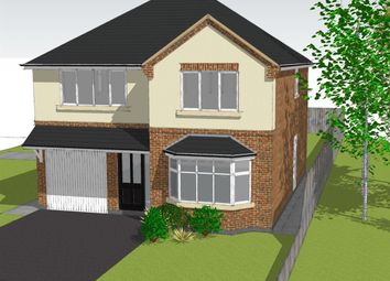 Thumbnail 4 bed detached house for sale in Rectory Road, Breaston, Derby