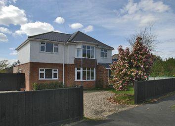 Thumbnail 5 bedroom detached house for sale in Elm Avenue, Pennington, Lymington, Hampshire